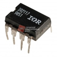 IR2117, DIP-8 MOSFET International Rectifier
