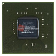 N11P-GE1-A3 видеочип nVidia GeForce G330M, новый