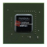 N10P-GE1-C1 видеочип nVidia GeForce GT130M, reball