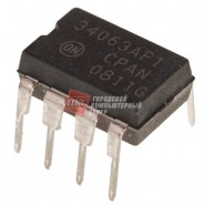 MC34063AP1G, DIP-8 микросхема ON Semiconductor