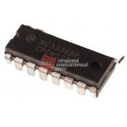 MC33268P, DIP-16 микросхема ON Semiconductor