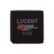 LUCL8576B, PLCC44 микросхема Agere Systems