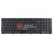 Клавиатура  Acer  Aspire 3935,  5410, 5532,  5536,  5538,  5542G,  5738,  5739,  5800,  5810T,  7535,  7540, 7738, TravelMate 8531, 8571 BLACK RU