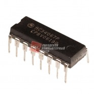 MC34067P, DIP16 микросхема ON Semiconductor
